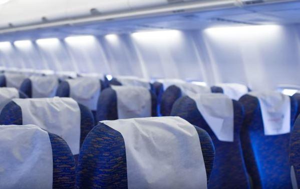 Γιατί οι θέσεις στα αεροπλάνα είναι συνήθως μπλε