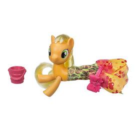 My Little Pony Land & Sea Fashion Style Applejack Brushable Pony