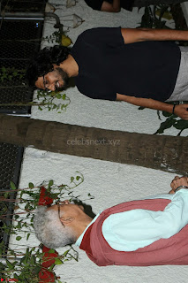 Nimrat Kaur and Naseeruddin Shah at Special Screening Of movie The Sense Of An Ending 06.JPG