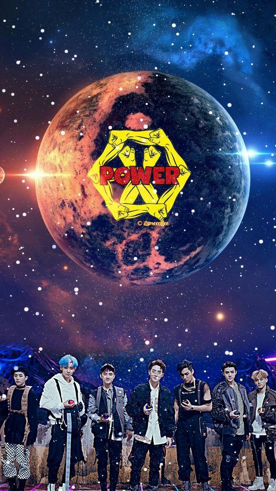 Hình nền điện thoại nhóm nhạc EXO 2