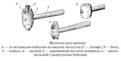 Молотки для правки Волгоград
