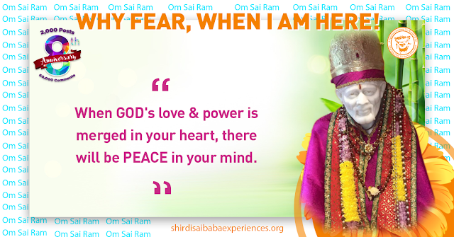 Prayer For Cancer - Anonymous Sai Devotee
