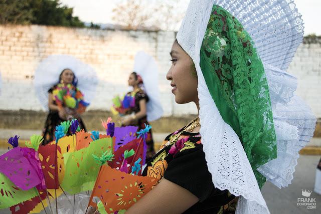 Mujeres tehuanas