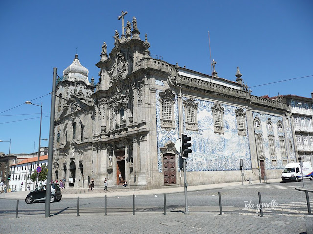 Razones Oporto Carmelitas