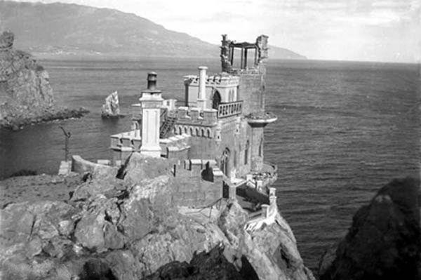 Ласточкино гнездо, сентябрь 1927‑го