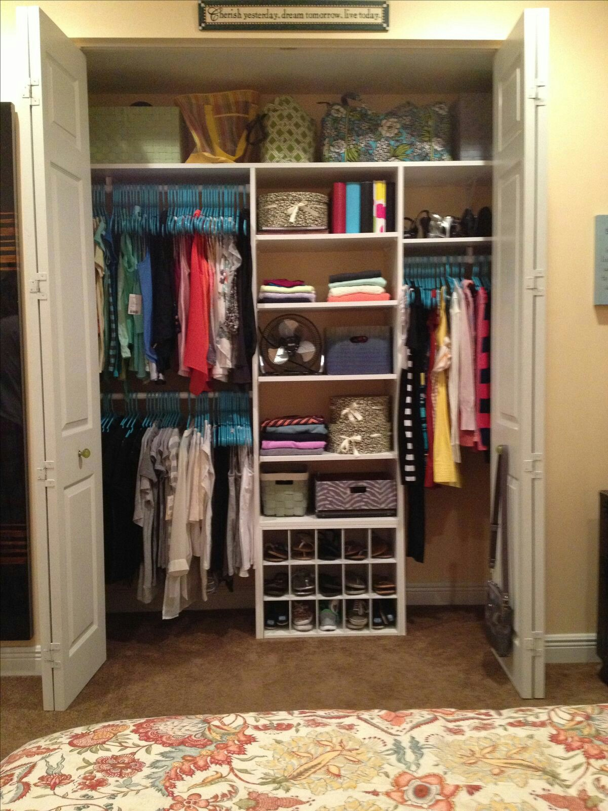 50 Images Of Genius Ideas To Organize Your Closet