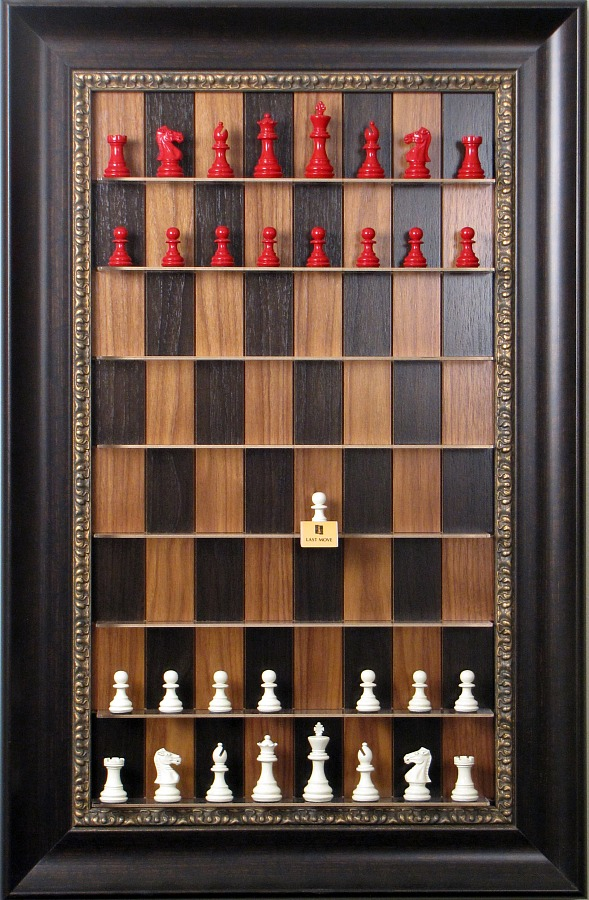 Wooden Play Kitchen Sets Cabinet Designs 20 Creative And Unusual Chess Sets.