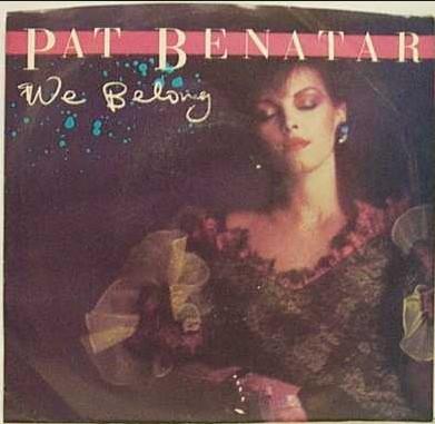Lirik Lagu We Belong Pat Benatar Asli dan Lengkap Free Lyrics Song