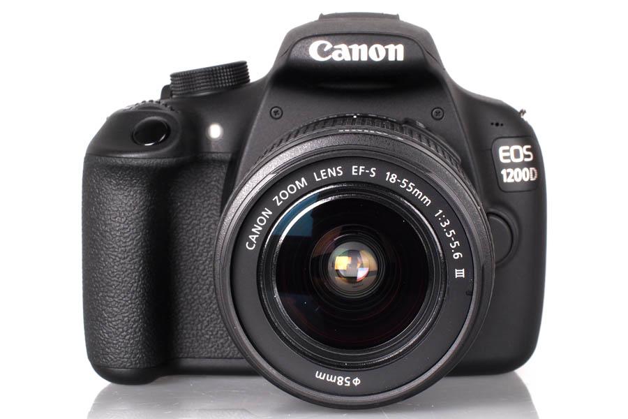 Đánh giá máy ảnh Canon EOS 1200D 18MP và Lens Kit 18-55mm, máy ảnh dslr giá rẻ cho người mới chơi