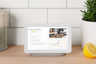 Google launches Smart Display Google Home Hub, this is the specialty