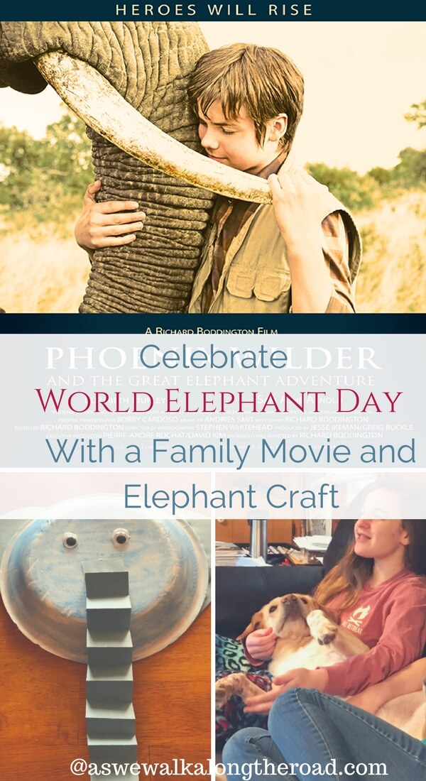 Family movie for World Elephant Day