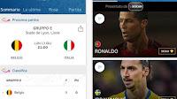 Siti e app per seguire Euro 2016 in diretta su PC, Android e iPhone