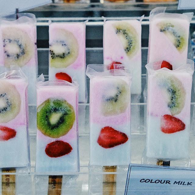 Colour Milk