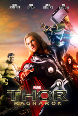 Thor Ragnarok 2017 Eng Official Trailer 720p HD