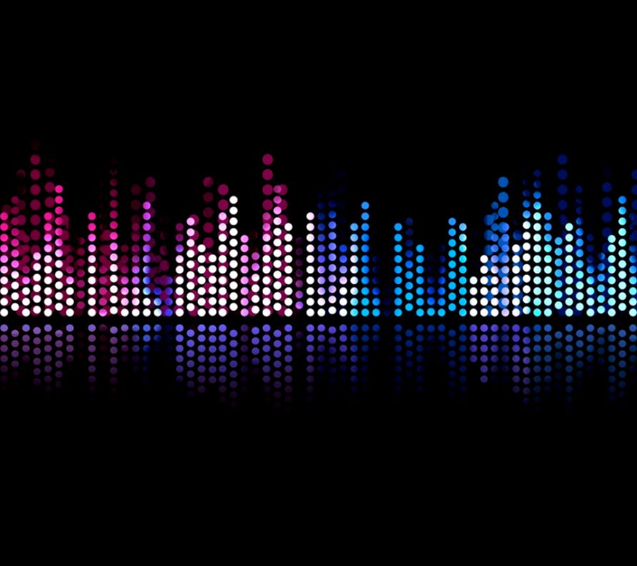 Music Equalizer Wallpaper