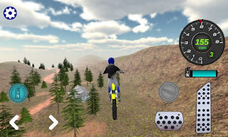 game motocross android offline