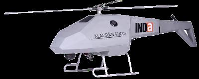 INDA ALACRAN RW10
