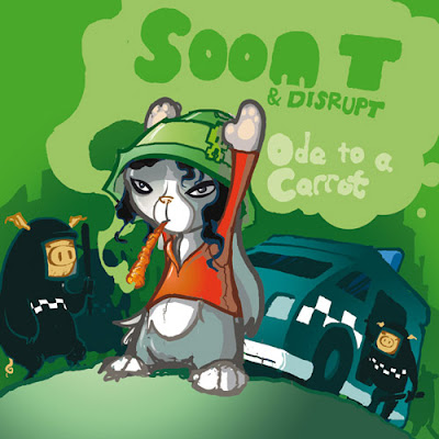 "SOOM T & DISRUPT ""Ode 2 A Carrot"""