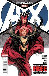 Especial: Vingadores vs. X-Men, HQs e novidades para 2012. 13