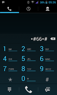 Cara Cek Advan S4T Dengan Kode Rahasia
