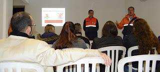 2º Curso em Defesa Civil reúne voluntários no Centro de Informações Turísticas da Várzea em Teresópolis
