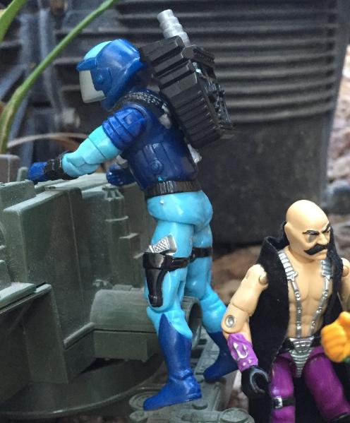 1986 Motor Viper, 1982 HAL, Dr. Mindbender, Serpentor