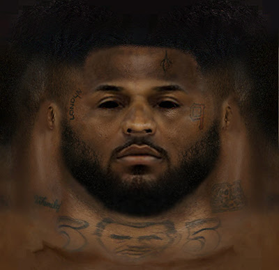 NBA 2K13 DeShawn Stevenson Cyberface