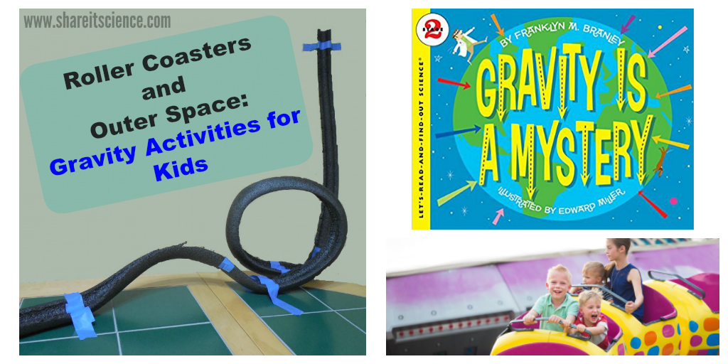 Gravity STEM activities