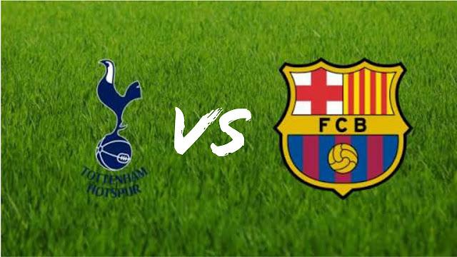 Prediksi Tottenham vs Barcelona 4 Oktober 2018 Liga Champion Eropa Pukul 02.00 WIB