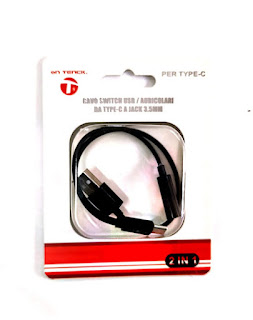 type-c audio cavo aux on tenck 30030