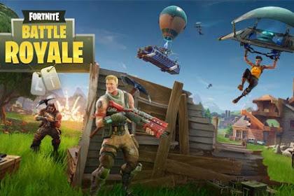 Fortnite Battle Royale, Spesifikasi, Download & Cara Install