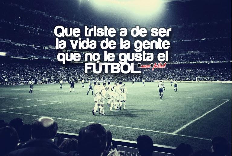 Futbol Con Frases De Amor Para Portada
