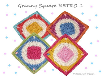 Ebook Granny Square RETRO 1