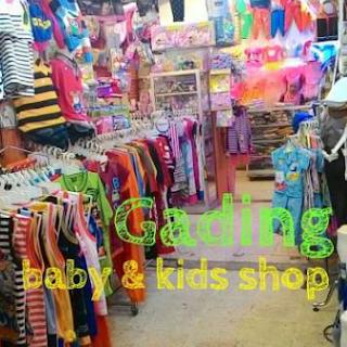 Info Lowongan Admin di Toko GADING BABY & KIDS SHOP Bandar Lampung Agustus 2016