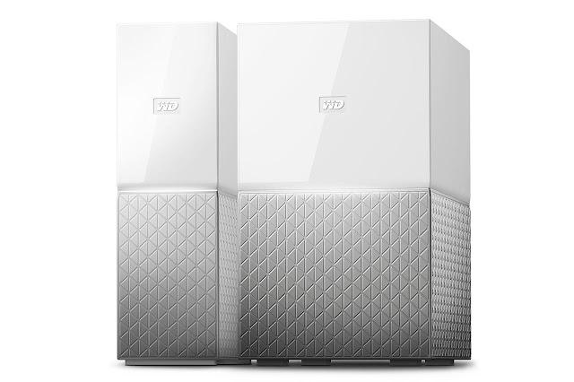 WD ra mắt loạt ổ cứng WD My Cloud Home, tối đa 20TB