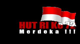 Download Logo Resmi Pemerintah HUT RI Ke 72