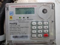 Cara Setting Alarm Listrik Prabayar (Pulsa Listrik)