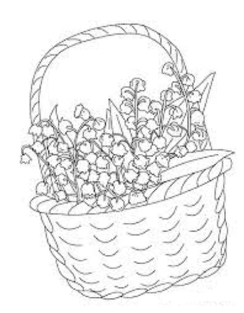 risco para pintura em tecido pano de prato flores