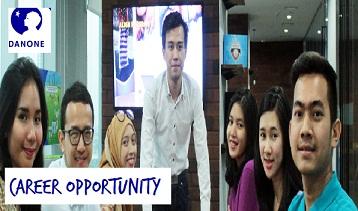 Lowongan Kerja Danone Indonesia Talent Pool Hingga Desember 2016 (Fresh Graduate/ Berpengalaman)