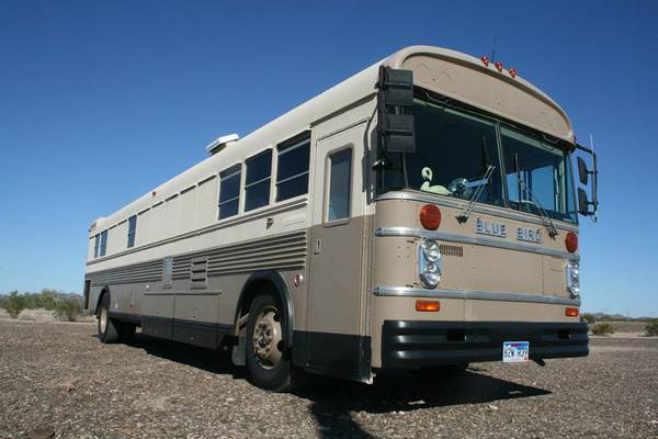 used rvs 1985 blue bird all american rv conversion bus for sale by owner