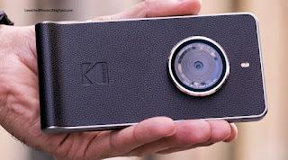 Kodak Ektra Smartphone Launched Amongst 21 Mp Nurture Camera.