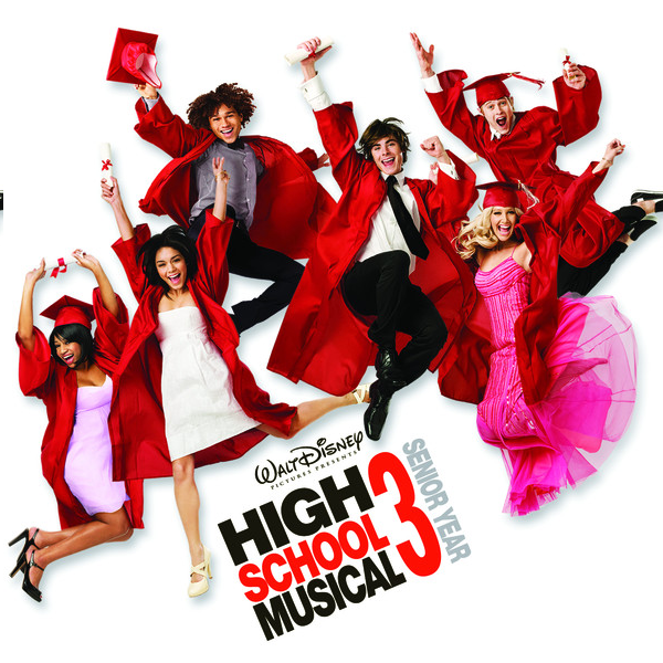 High school musical soundtrack.