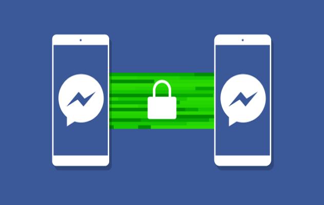 طريقة إنشاء رسال مشفرة و داتية التدمير على فيسبوك مسنجر إحمي نفسك!