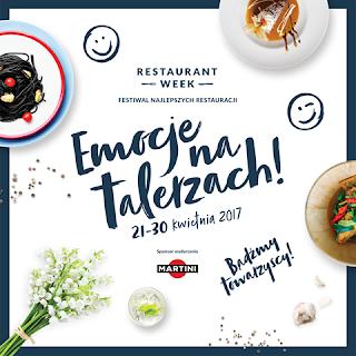 Kolejna Edycja Restaurant Week- restauracja Dobra i Wino