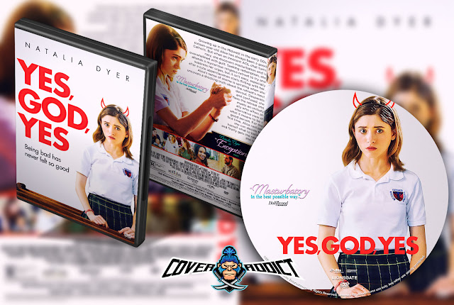Yes, God, Yes (2020) DVD Cover