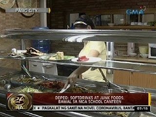 No soft drinks, candies in school canteens – DepEd