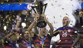 USA Juarai Piala Emas 2017