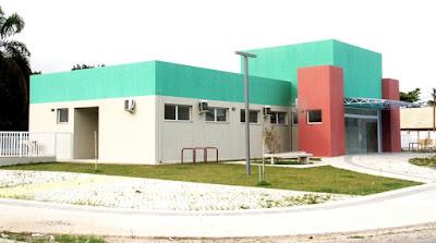 Nova Unidade de Saúde Da Família (USF) Central em fase final