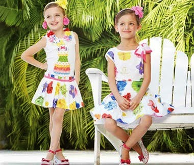 Monnalisa Dresses, Girls Designer Clothes and Clothing