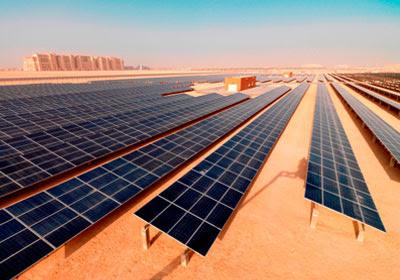 الطاقة الشمسية الكهروضوئية في السعودية